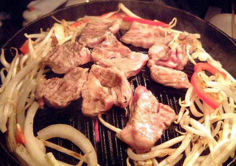 仔羊料理 赤丸ヂンギス:四谷