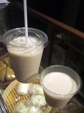 PISERO(ピセロ):東京都目黒区:豆乳 180円  豆乳プリン 150円