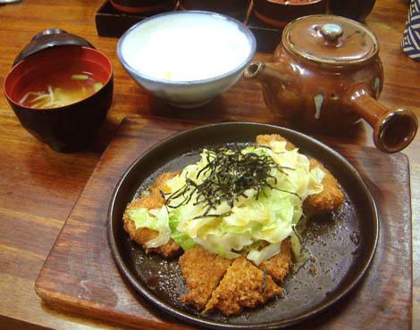 とんかつ茶漬け すずや:新宿区歌舞伎町01
