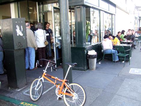Tartine Bakery:アメリカ・サンフランシスコ