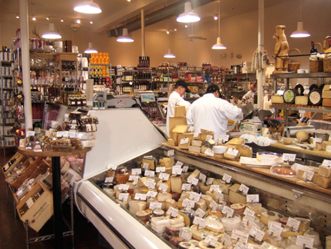 DEAN&DELUCA The St. Helena Store:アメリカ・サンフランシスコ