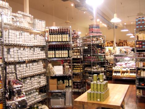 DEAN&DELUCA The St. Helena Store:アメリカ・サンフランシスコ
