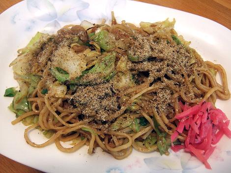 富士宮やきそば:麺ズSTATION