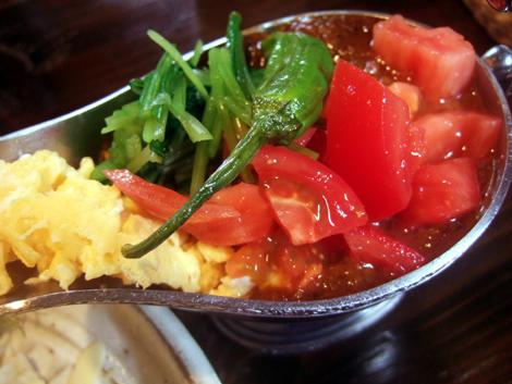 萬吉禎 華麗の店:薬健トマトカレー